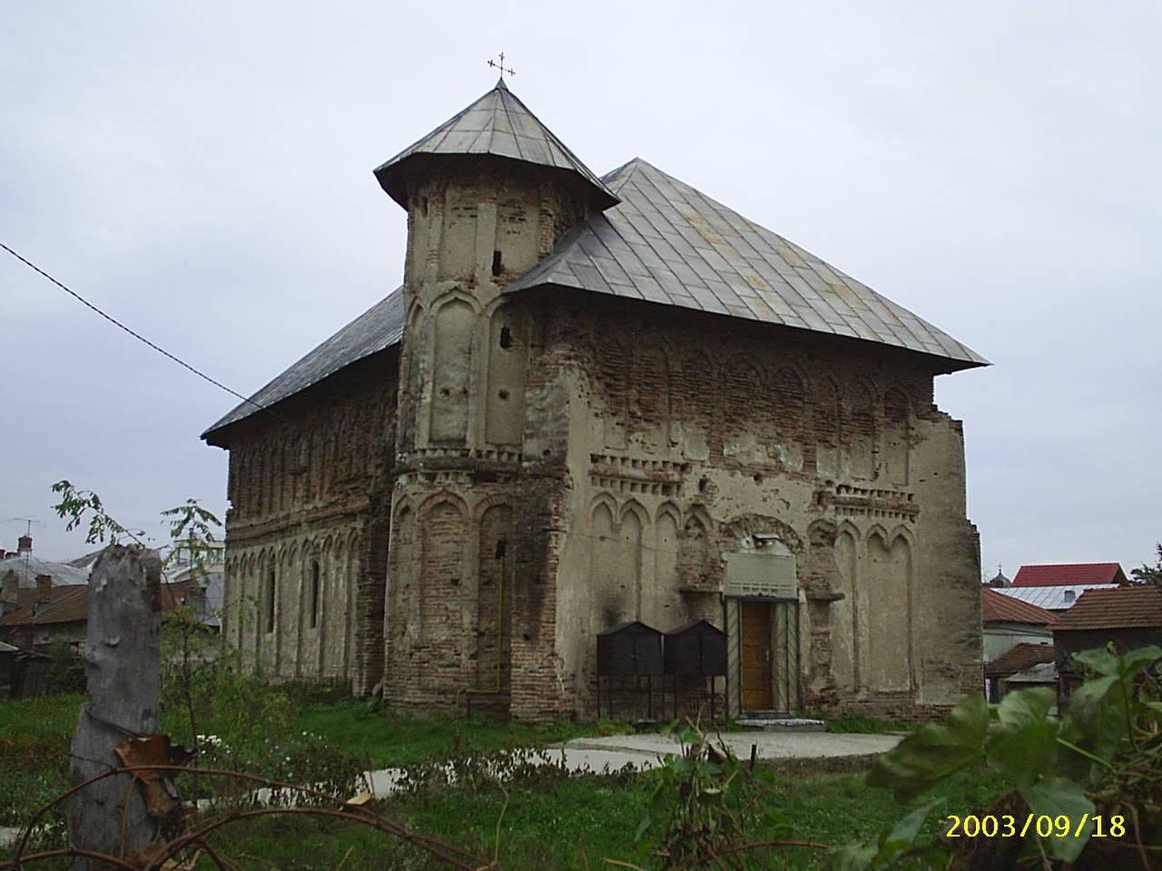 Biserica Sfintii Imparati Constantin si Elena